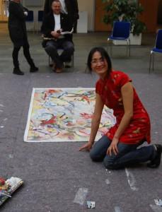 Artiste peintre Echo 2009 (2)