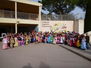 Carnaval La Bastide février 2013
