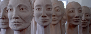 Echo sculpture