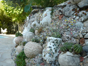 Jardin de fleurs de poterie 2009 (4)