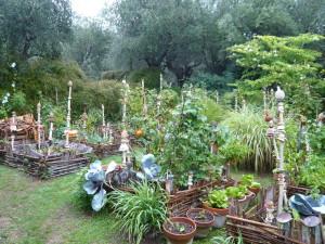 Jardin de fleurs de poterie 2009 (5)