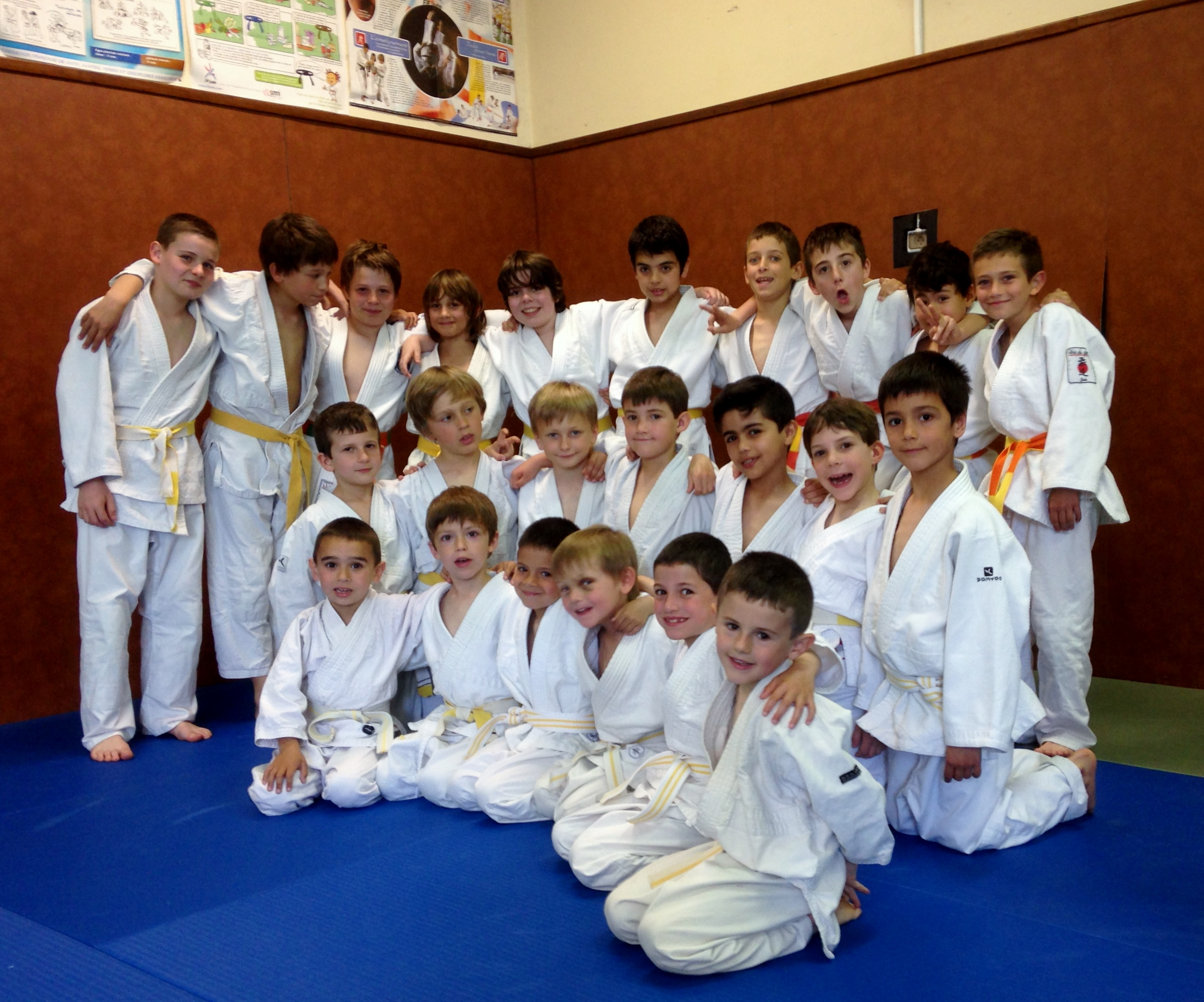 club judo orange
