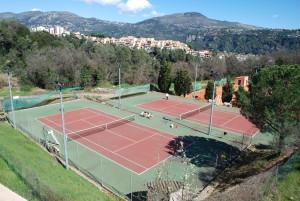 Terrains de tennis (1)